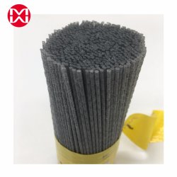 Le carbure de silicium de Sic abrasifs industriels aluminium diamant les fibres de nylon