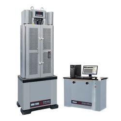 Calculateur électronique de la barre de métal Servo universel/traction hydraulique/de compression/Équipement d'essai de flexion