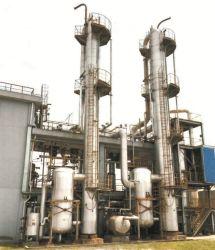 Ruwe olie van de Kolom van de terugvloeiing de Distillerende Verwaarloosbare Kleinschalige