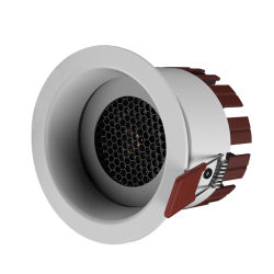 Высокое качество встраиваемый светильник акцентного освещения установлен в помещении с регулируемой яркостью приложения лампа индикатора для кафе