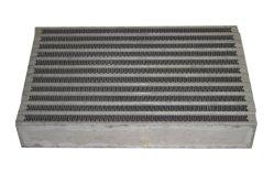 Bar-Plate Fin сердечник теплообменника радиатора на охладитель нагнетаемого воздуха