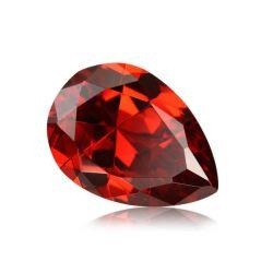 بالجملة [أا] مرفاع كم يقطع تكعيبيّ زركونيوم حجر كريم سعر