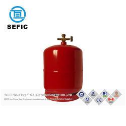 PK 295 de Materiële 5kg Gasfles van 2.1MPa Lichtere LPG