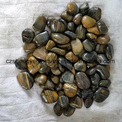 Río Piedras la piedra ornamental de jardín de roca para decoración paisajismo