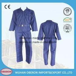 Arbeits-Arbeitskleidungs-Overall des Baumwoll-Polyester-schützende reflektierende Sicherheits-Wegwerfvliesstoff-PP/PE