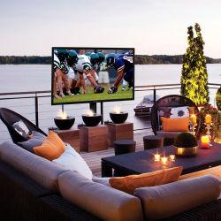 téléviseur intelligent d'affichage en plein air 32 pouces de la télévision numérique