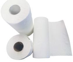 Venda a quente Toalha descartáveis 1 ply toalha de papel virgem lenço de papel
