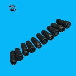 ナイロン材料M14 3pin 4pin 5pinはプラグのソケットを防水する