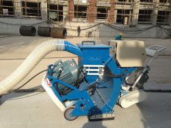 Het Vernietigen van het Schot van de Oppervlakte van de weg Concrete Vloer van de Apparatuur van de Ontploffing van de Machine de Schoonmakende