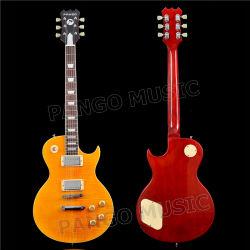 Chitarra elettrica standard del Lp della fabbrica di musica di Pango (PLP-902)