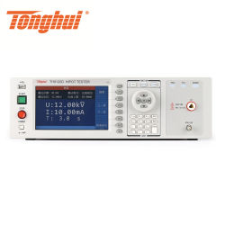 Tonghui Th9120d Hipot Tester DC 0.05-12.0kv DC/IR no Modo de Teste