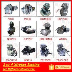 Loncin chineses Moto cg 125 cc Kit de Motor para aluguer de venda