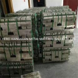 A China por grosso Não Ferrosos lingote de estanho /Metal lingote de estanho /minerais metálicos lingote de estanho