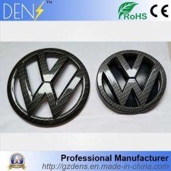 Корпус из углеродного волокна Car-Гриль эмблема соединительных линий для любителей гольфа Mk7