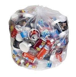 De HDPE / LDPE/LLDPE saco de lixo Pesado / Saco de lixo
