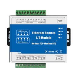 Modbus TCP Remote IO Module Ethernet