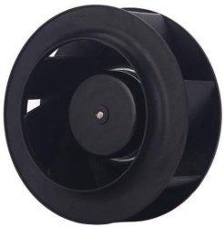 225*99mm rückwärts gebogener zentrifugaler Ventilator EC-GLEICHSTROM