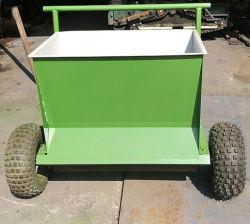Руководство по ремонту искусственных травяных Разбрасыватель пескасинтетическим покрытием песок Infilling машины