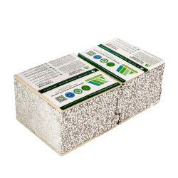 O fornecedor da placa de cimento de alta qualidade de luz Composite Material de parede para economia de energia