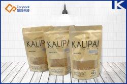 Sacos para embalagem de papel Kraft de estanho para embalar alimentos