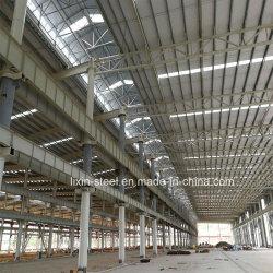 Diseño profesional de ingeniería Estructura de acero para casas prefabricadas Taller de creación del bastidor