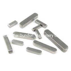 DIN6885-молнию и параллельного ключей/плоский ключ/Тип/нержавеющая сталь
