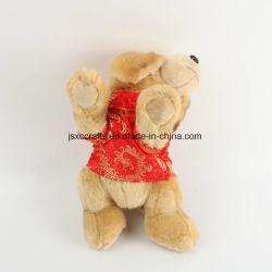Mayorista de peluche personalizado mono perros Peluches para regalo