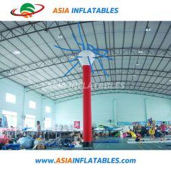 Céu inflável utilizado atividade dançarina dançarina de ar tubo para bicicleta