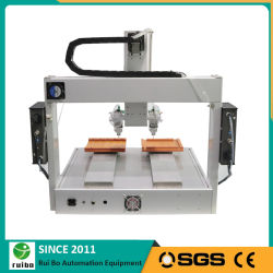 PCB를 위한 자동적인 접착제 분배기 기계