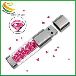 Cristal de 32GB Pen Drive USB Flash Drive USB