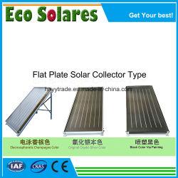 Prix compétitif portable haute performance sous pression collecteur solaire Prix de la plaque plat