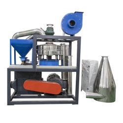 [أبس] [بّ] [ب] [بفك] [با] بلاستيكيّة مطحنة [ميلّر] مسحقة جلّاخ آلة يستعمل في بلاستيكيّة بثق آلة