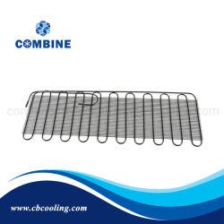 Tubo de alambre en China el condensador de la refrigeración de piezas para congelador