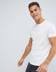 Рекламные мужская оптовой пустым Tee футболки на обычной белой T футболки на заказ
