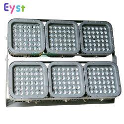 Projet d'éclairage haute puissance combinaison IP65 36*6W simple cordon LED Spot Light