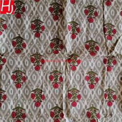 安いディスパースによって印刷されるポリエステルファブリック寝具ファブリックホーム織物