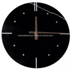 Horloge en marbre art pour la décoration de la chambre
