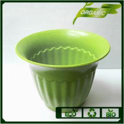 Eco Fibre de bambou Jardin de fleurs en pot différentes couleurs du semoir