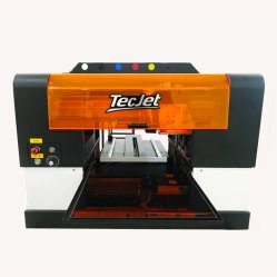 Chiffon Tecjet 3D Machine d'impression jet d'encre DTG T-Shirt/T Shirt vêtement imprimante numérique
