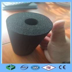 Isolamento termico di gomma piuma del tubo elastomerico della gomma