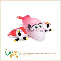 Bébé Enfant peluche rose farcies d'avion des jouets en peluche