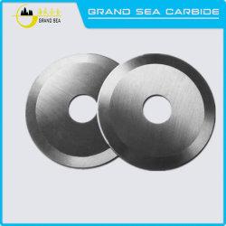El tungsteno de carburo cementado cuchillas cuchillas circulares para la conversión de la batería de litio