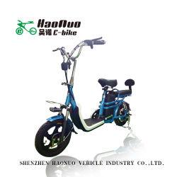 판매를 위한 페달을%s 가진 반대로 경보 시스템 14inch 48V 350watt 전기 자전거