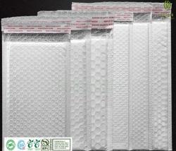 생분해성 플라스틱 포장 버블 패딩 자체 밀봉 우체메일 익스프레스 배송 직원 배송 우편 가방