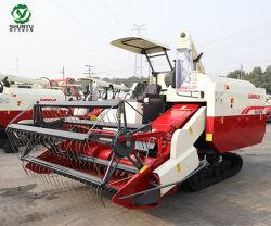 農業機械 102HP Paddy Rice World Combine Harvester