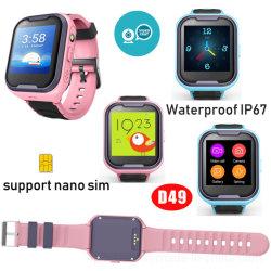 防水サーマルメータ大容量メモリ防水 GPS 追跡装置(カメラ付き D49