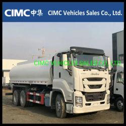 Rad 350 China-Isuzu Giga 6X4 10 HP-Wasser-Pumpe Bowser