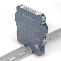 Entrée 4-20 mA 0/1~5V 0~10V signal analogique de sortie d'isolateur de distributeur 1/2 canaux Convertisseur de signal