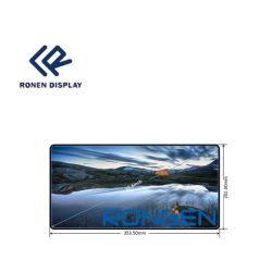 Tela LCD de notebook 15,6 polegadas de largura do painel de exibição RG156xfw1-A