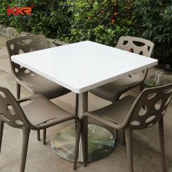 석재 라운드 커피 테이블 상판